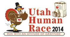 Utah Food Bank --- 2015 registration starts in October. The 5k/10k race on Thanksgiving morning.