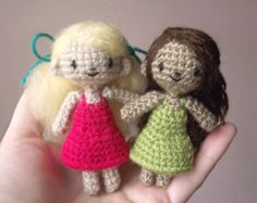 Crochet doll patterns – Etsy AU