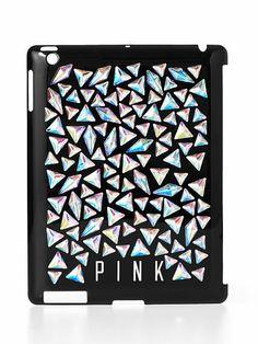 Hard iPad Mini Case - PINK - Victoria's Secret.  Ordering