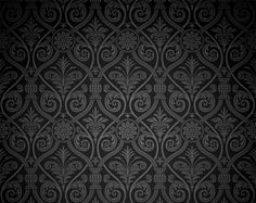 Escuro padrão de fundo do damasco do vintage