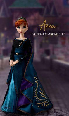 Limited Edition Frozen 2 Dolls
