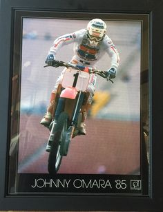 Johnny O'Mara RC Honda