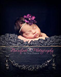 venda+del+bebé,+accesorios+de+fotografía+para+recién+nacidos,+recién+nacidos+diademas,+flor+morada,+bebé,+niño,+adolescente,+apoyo+adulto+foto