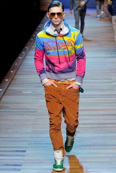 D&G Fall 2011 Menswear Fashion Show