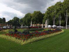 St James Park London.