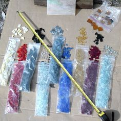 PRE CUT  STAINED GLASS FOR MOSAICS AND OTHER PROJECTS P0UNDS LOTS OF PIECES #ALLDIFFERENTSHAPRESSIZESANDGOLORS