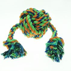 Gravim Top Cool Rope Dog Chew Toy - Best for Aggressive Chewers #Dog Toys, #cool