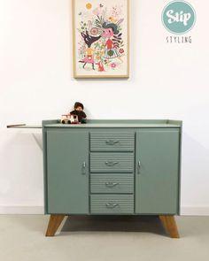 Instagram post by StipStyling • Dec 28, 2019 at 10:47am UTC Nursery Dresser, Buffet, Cabinet, Storage, Instagram Posts, Furniture, Home Decor, Clothes Stand, Purse Storage