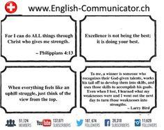 English Communicator Switzerland - Google+ Give It To Me, How To Get, Give Me Strength, Switzerland, English, Google, Language School, English English, English Language