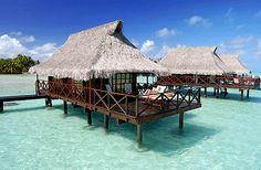 Vahine Island Tahaa, French Polynesia, the perfect place for Honeymoon!