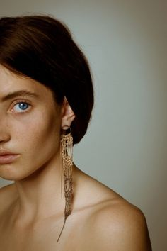 Maripossa / Refined & Raw / Fashion Jewelry / View more: http://thelane.com/brands-we-love/maripossa