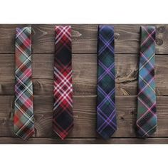 Now available! Our Selkirk Series Tartan Ties for SS15! www.lvj.ca These ties are completely made by hand using traditional Scottish tartan wool, woven in one of the top Scottish wool mills.