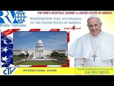 Pope Francis in the USA-Visit to Congress of the United States of America - YouTube
