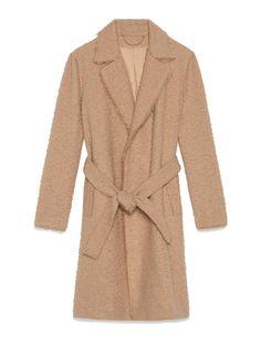 Must-Have: The Coziest Coat via @WhoWhatWearUK