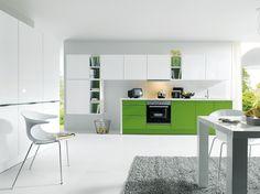 Modern-Kitchen-Ideas. Schuller German Kitchen - Glasline Gloss. #germankitchens #kitchendesign #schullerkitchens