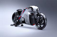 Lotus C-01 Motorcycle 3