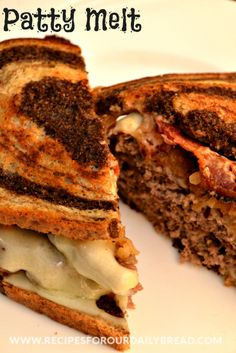 ... /03/02/best-patty-melt-recipe-video/ #patty melt #burger #hamburger
