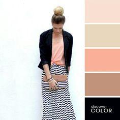 Ideas de cómo combinar tu ropa y lucir perfecta Outfit #chicas #magazinefeed