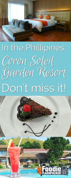The Coron Soleil Hotel is a brand new four star resort on the gorgeous island of Coron. The property is located at the base of Mount Tapyas, the highest peak of the island. The hotel has a contemporary Filipino inspired design with a focus on highlighting the surrounding nature.