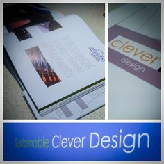 """Just reading through the new """"Sustainable Clever Design"""" hard cover architecture and design book... featuring Apricus and many other quality sustainable suppliers #architect #home #quality #sustainable #designs"""