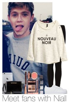 """""""Meet Fans With Niall"""" by hazzgirl03 ❤ liked on Polyvore"""