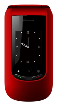 YINGTAI T10W 3G Easy to Use Dual Screen Dual SIM Big Volume Big Fonts and Button Flip Senior Phone Support Bluetooth Function Mobile Phone with SOS Button: Amazon.co.uk: Electronics