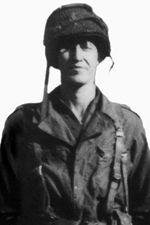 Capt Champ L. Baker, 502nd PIR Company I, Silver Star Recipient