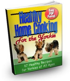 Homemade dog food recipes for yorkies love is a warm puppy yorkie home cooking book homemade dog foodhomemade forumfinder Gallery