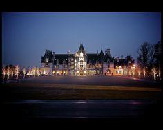 Biltmore House inAsheville, North Carolina, USA