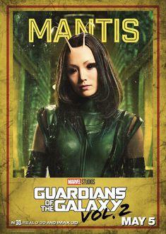 """Постер фильма """"Стражи Галактики. Часть 2"""" / Guardians of the Galaxy Vol. 2 Poster - 08"""