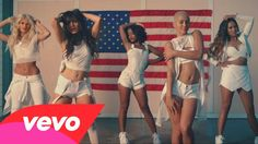G.R.L. - Vacation. Love the song and downloaded it a few months ago, now the video and I love it. I knew Simone had potential when she was on The X Factor, I loved Lauren when she was in the Paradiso Girls and I loved Emmalyn before she was in the group. And I'm sure I'll love Natasha I like her voice and Paula. Best of luck to this group, we need more of them.