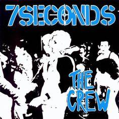 7 Seconds - The Crew LP Record Vinyl - BRAND NEW #PunkNewWave #hardcore
