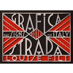 "On Sharkey's Shelf: ""Grafica della Strada: The Signs of Italy"""