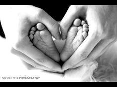 Coeur mains et pieds