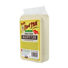 Organic Amaranth Flour :: Bob's Red Mill Natural Foods