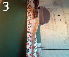 MARAPYTTA: DIY - pæn kantebånds afslutning