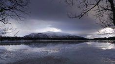 El Lago Helado de Prestvannet en Tromso Noruega – El Coleccionista de Instantes