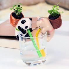 Fancy - Animal Self Watering Plant Pot
