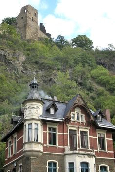 Germany old & new castles by Elaine
