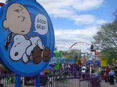 Per chi di voi non ne fosse al corrente, in Pennsylvania I #Peanuts hanno un parco divertimenti dedicato!