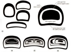 northwest coast art projects for kids - Google Search