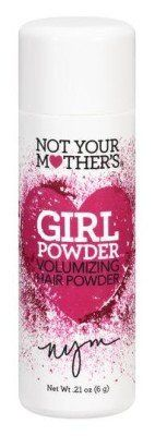 Not Your Mothers Girl Powder Volume Powder 0.21 oz. by Not Your Mothers, http://www.amazon.com/gp/product/B0057NE6OG/ref=cm_sw_r_pi_alp_uTfTpb1DT9YS8