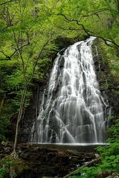 Crabtree Falls, Virginia! Beautiful hike.
