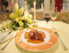 Die Küche des AKZENT Hotel Haus Surendorff ist im Schlemmatlas ausgezeichnet