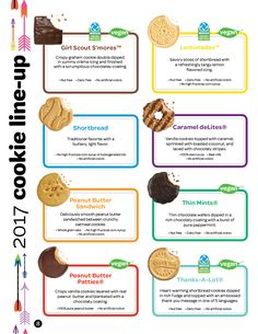 It's Girl Scout Cookie Time!   Note, and Gs cookies Scout Cookie Order Form Orange County Ca on
