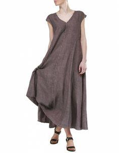 Oska Gianna Linen Dress   JULES B