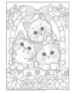 Animal Fancy Cat Fancy Cat Coloring Digital Download Cat Whiskers Printable Home Activity Fancy Cat Zentangle Fancy Cat Long Eyelashes