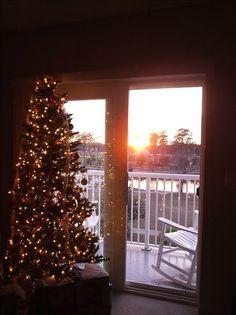 Sunset 12-15-13  Holidays!