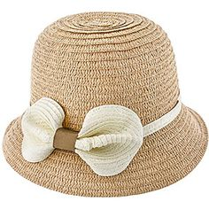 46d1c94ee48d3 Jeanne Simmons Toyo Straw Bucket Hat - 8230. Stylish Hats