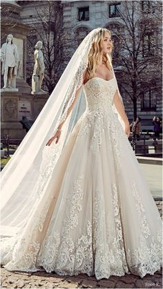 Sweetheart Lace Wedding Dresses (32)